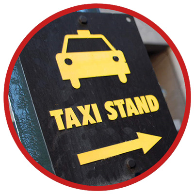 Taxi Stand Queue for fleet management software